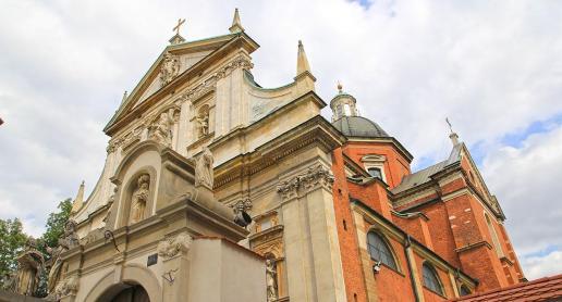 Kościoły drewniane i murowane - zdjęcie