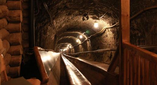 Podziemny świat - kopalnie turystyczne - zdjęcie