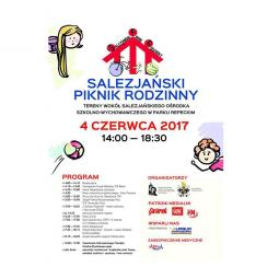 Salezjański Piknik Rodzinny w Tarnowskich Górach