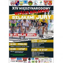Wyścig kolarski Szlakami Jury 2017