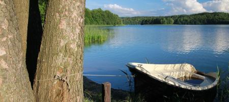 Jezioro Ostrzyckie i LakeSide