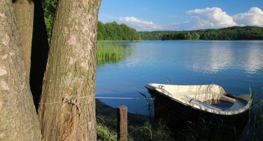 Jezioro Ostrzyckie i LakeSide - zdjęcie