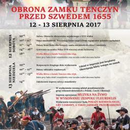 Obrona Zamku Tenczyn przed Szwedem 1655