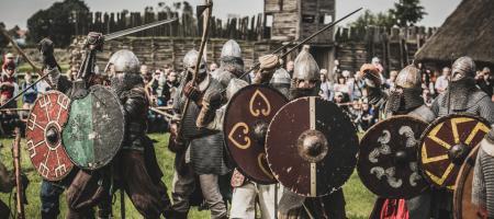 XXIII Festyn Archeologiczny Bogowie Wojny w Biskupinie