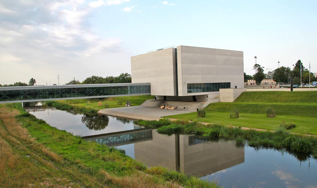Brama Poznania, jedno z najważniejszych i najnowocześniejszych muzeów w Polsce