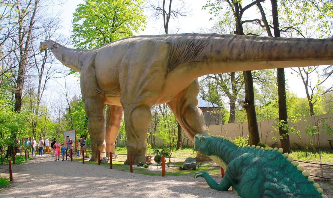 Argentynozaur - największy ruchomy dinozaur na świecie