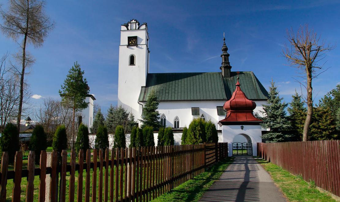Kościół we Frydmanie