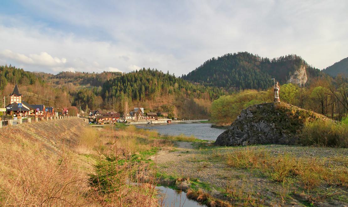 Szczawnica - piękny górski kurort