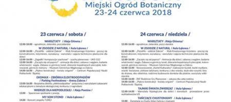 Festiwal Kwiatów w Zabrzu