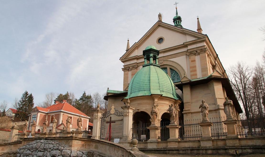 Kościół w Brodach