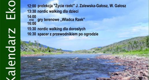 Dzień Rzeki w Ogrodzie Botanicznym w Radzionkowie - zdjęcie