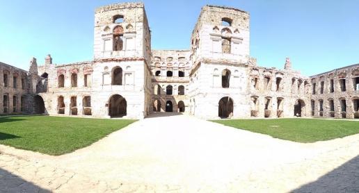 Nie zrujnowane ruiny! - zdjęcie