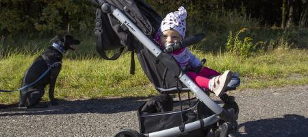 Na wycieczkę z dzieckiem weź dobry wózek!