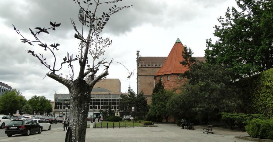 Drzewo Millenium Gdańska - zdjęcie