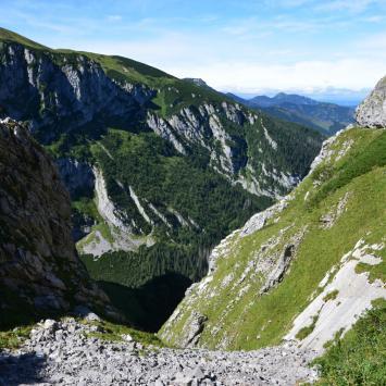 Kobylarzowy Żleb w Tatrach