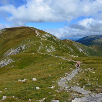 Małołączniak w Tatrach