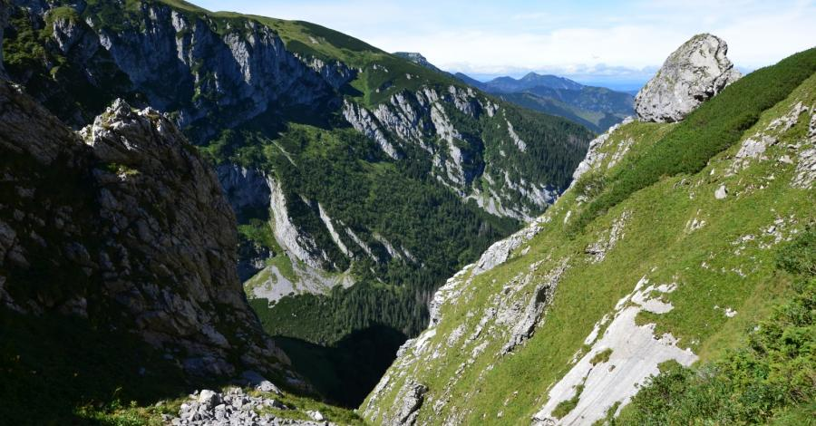 Kobylarzowy Żleb w Tatrach - zdjęcie