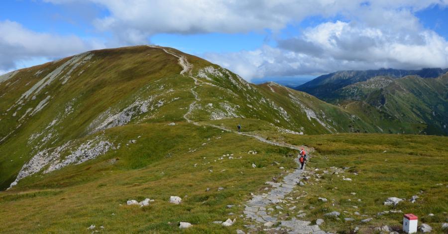 Małołączniak w Tatrach - zdjęcie
