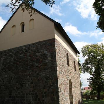Kościół Wniebowzięcia NMP w Gieczu