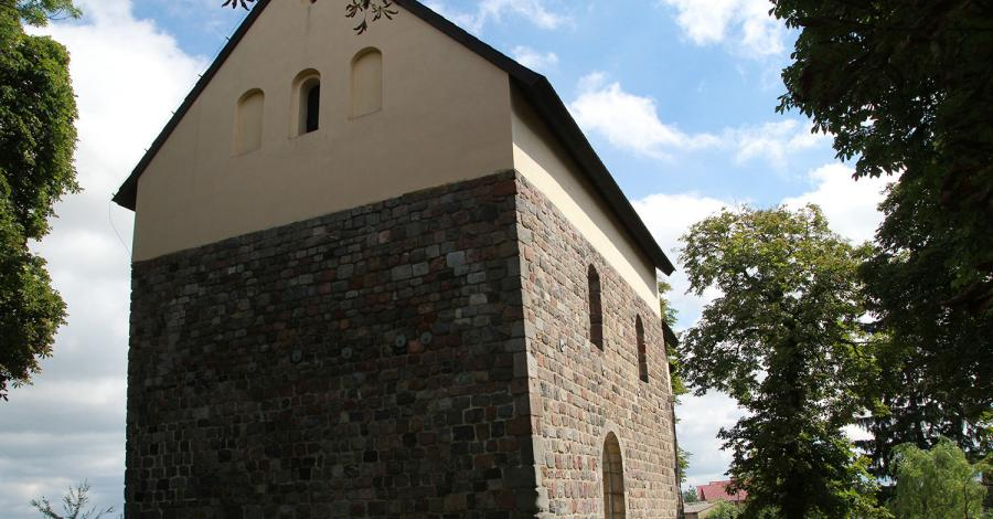 Kościół Wniebowzięcia NMP w Gieczu - zdjęcie
