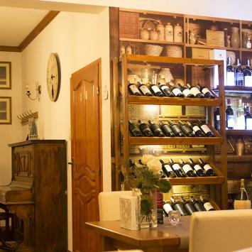 Restauracja Stare i nowe w Katowicach