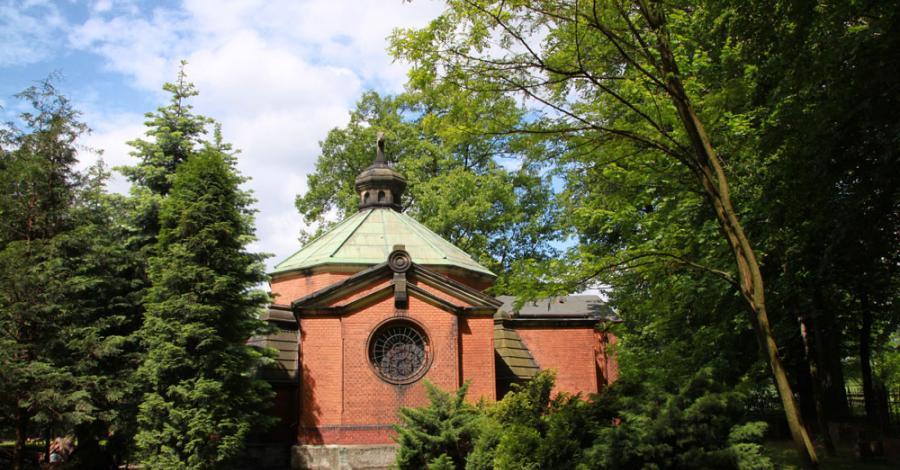 Mauzoleum Donnersmarcków w Nakle Śląskim - zdjęcie