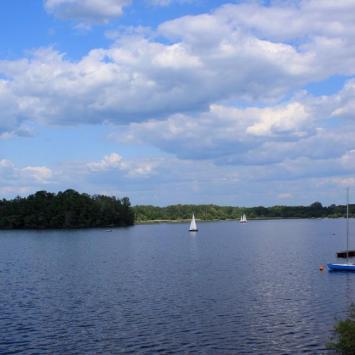 Jezioro Dzierżno Małe