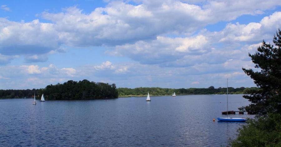 Jezioro Dzierżno Małe - zdjęcie