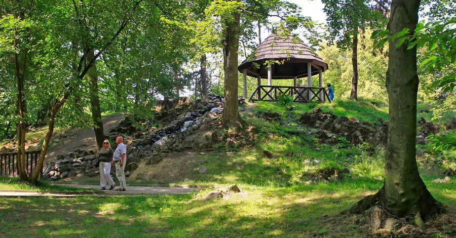 Park Kachla w Bytomiu - zdjęcie