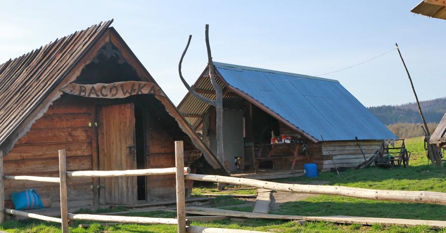 Bacówka w Kluszkowcach - zdjęcie