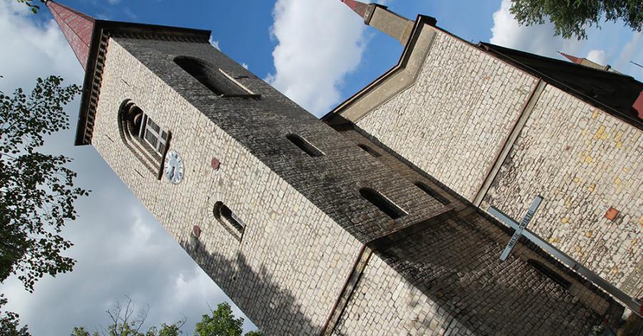Kościół w Żyglinie - zdjęcie