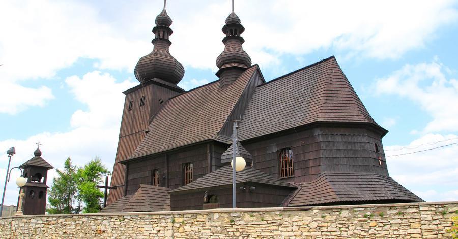 Drewniany kościół w Paniowach, Anna Piernikarczyk