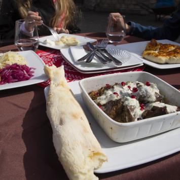 Restauracja Moja Gruzja w Gliwicach
