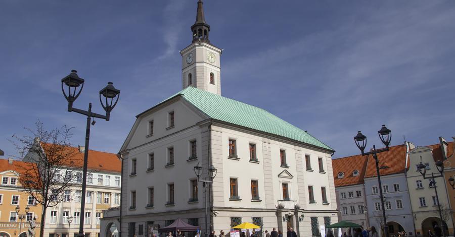 Ratusz w Gliwicach - zdjęcie