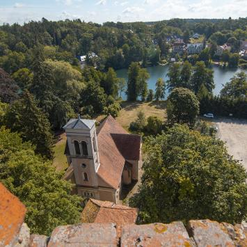 Kościół w Łagowie