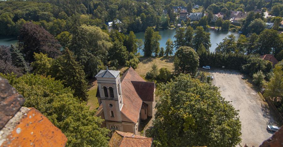 Kościół w Łagowie - zdjęcie