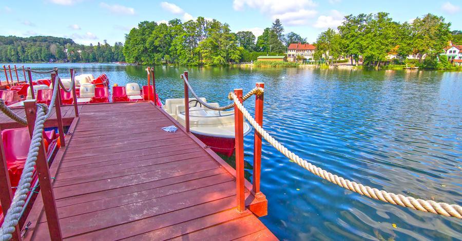 Jezioro Łagowskie - zdjęcie