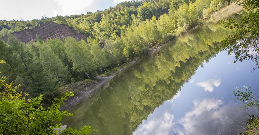 Kamieniołom w Kozach - zdjęcie