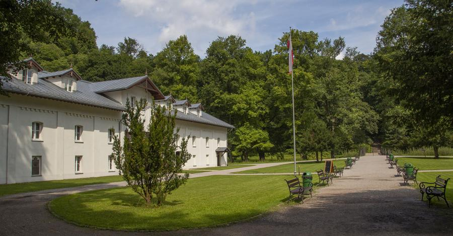 Muzeum OPN w Ojcowie - zdjęcie