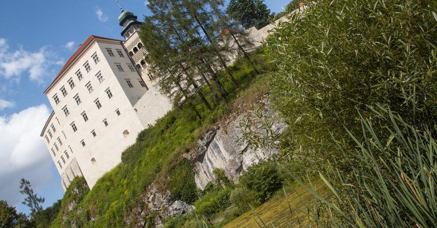 Zamek Pieskowa Skała - zdjęcie