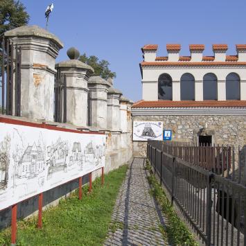 Brama Warszawska w Opatowie