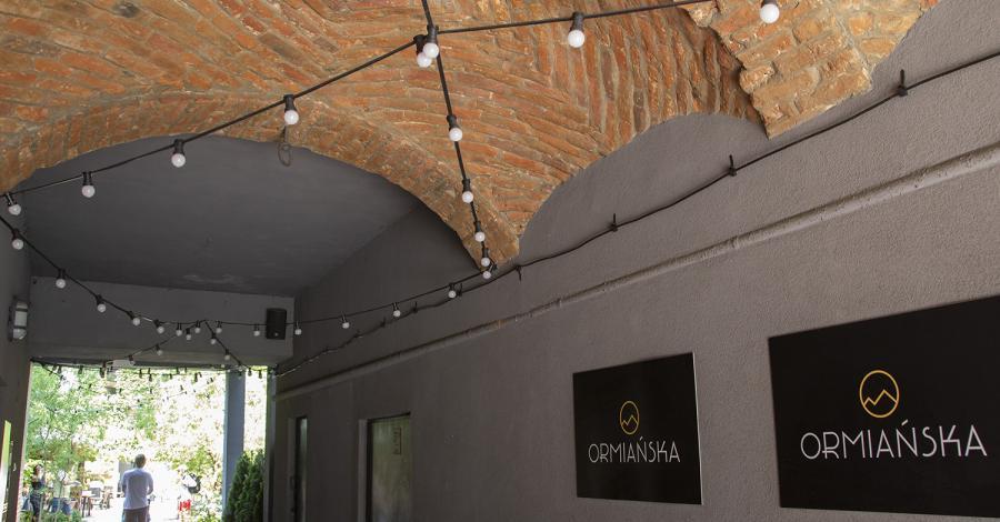 Restauracja Ormiańska w Gliwicach - zdjęcie