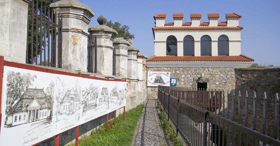 Brama Warszawska w Opatowie - zdjęcie