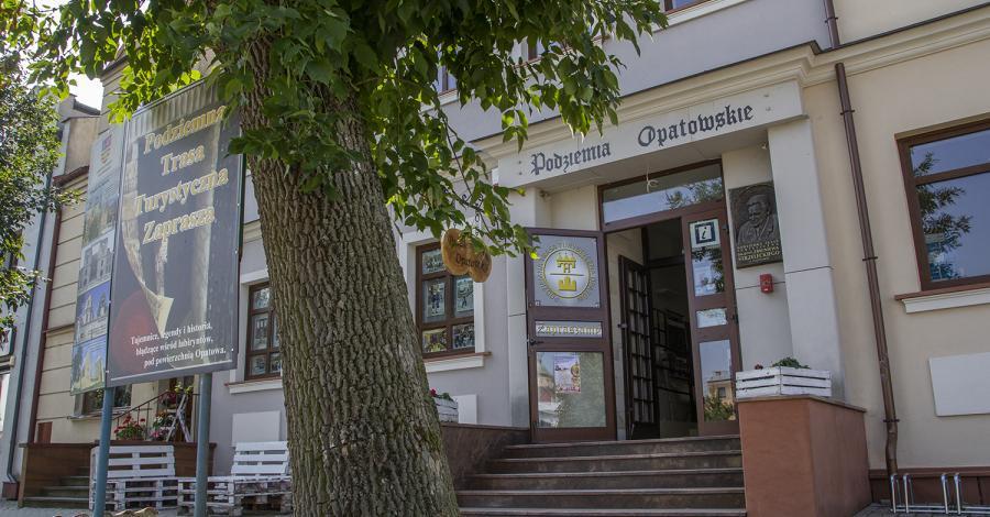 Podziemia Opatowskie - zdjęcie