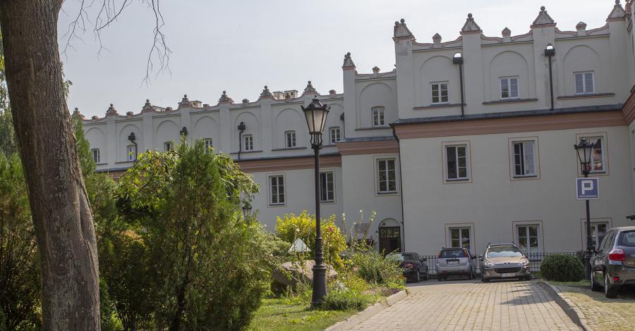 Collegium Gostomianum w Sandomierzu - zdjęcie
