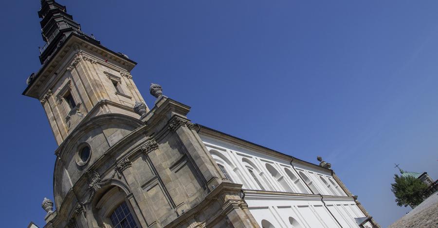 Klasztor na Świętym Krzyżu - zdjęcie