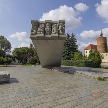 Pomnik Dzieci Głogowskich w Głogowie