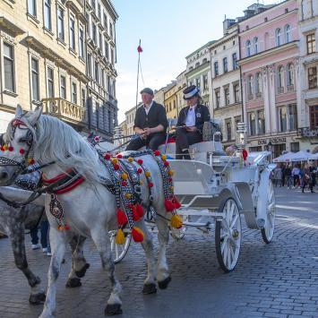 Ulica Grodzka w Krakowie