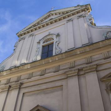 Kościół Ewangelicki Św. Marcina w Krakowie