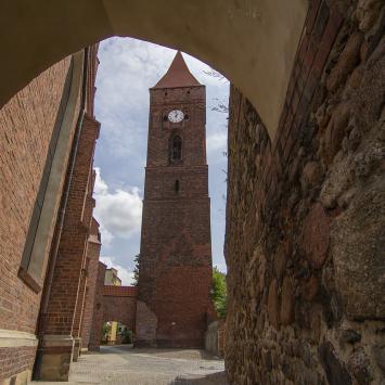 Kościół MB Częstochowskiej w Lubinie